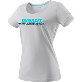 Dynafit Graphic Cotton SS Tee Women nimbus/skyline